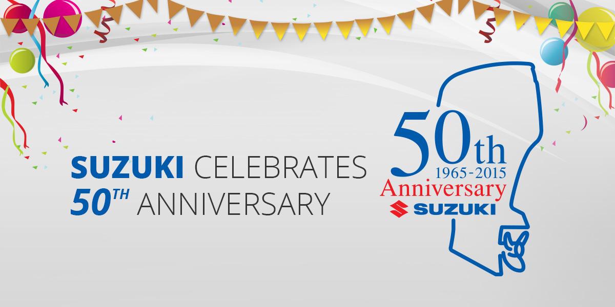suzuki-50th